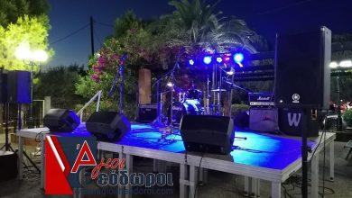 "Photo of Άγιοι Θεόδωροι – ""Rock Festival"" 2020 (βίντεο+εικόνες)"