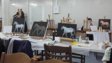 Photo of Σύλλογος Γυναικών Αγίων Θεοδώρων: Ξεκινάνε τα μαθήματα ζωγραφικής-χαλκογραφίας