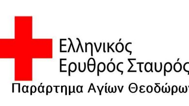 Photo of Έκτακτο Δ.Σ του Ελληνικού Ερυθρού Σταυρού Αγίων Θεοδώρων