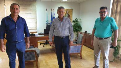 Photo of Συνάντηση του Προέδρου Επιμελητηρίου Κορινθίας με τον Δήμαρχο Κορινθίων