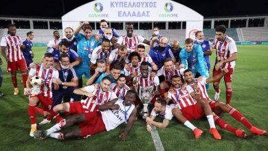 Photo of Τελικός κυπέλλου Ελλάδας ΑΕΚ – Ολυμπιακός 0-1