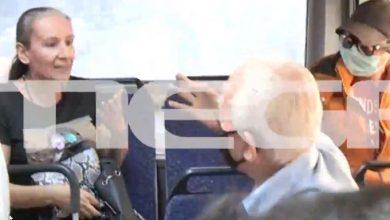 Photo of Άγριος καβγάς σε λεωφορείο -«Δεν φοράω μάσκα, δεν υπάρχει κορωνοϊός»[βίντεο]