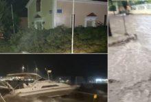Photo of Η κακοκαιρία «Ιανός» σφυροκοπά Κεφαλονιά, Ιθάκη, Ζάκυνθο -Πλημμύρες, διακοπές ρεύματος, πεσμένα δέντρα