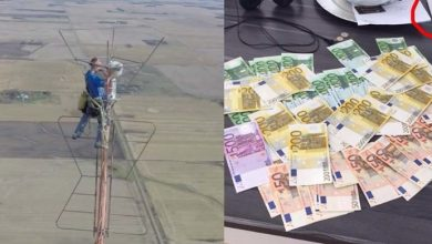 Photo of Δουλεύει μια φορά κάθε έξι μήνες, αλλάζει μια λάμπα και έχει μισθό 20.000 ευρώ