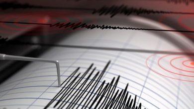 Photo of Ασθενής σεισμική δόνηση 3,2 βαθμών της κλίμακας Ρίχτερ έγινε αισθητή στην Πάτρα, στο Ρίο, στην Ναύπακτο και σε γειτονικές περιοχές.