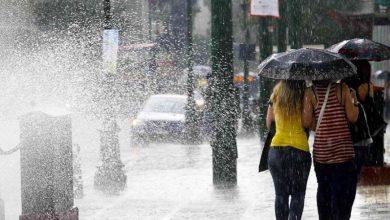 Photo of Καιρός: Έρχεται ψυχρό μέτωπο – Βροχές και χαλάζι από το βράδυ της Τετάρτης