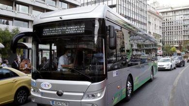 Photo of Ένα «πράσινο» λεωφορείο ευρωπαϊκής τεχνολογίας στους δρόμους της Αθήνας