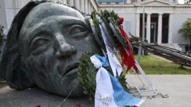 Photo of Μήνυμα δημάρχου Γεωργίου Αλκ. Γκιώνη για την επέτειο του Πολυτεχνείου
