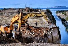 Photo of Διώρυγα Ισθμού: Εργασίες αποκατάστασης βυθισμάτων στην θέση του Βιολογικού (εικόνες)