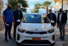 Photo of Ο Δήμος Λουτρακίου-Περαχώρας Αγίων Θεοδώρων παρέλαβε καινούργιο αυτοκίνητο