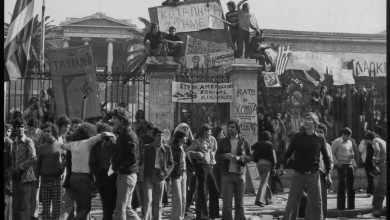 Photo of Η 1η επέτειος του Πολυτεχνείου – Νοέμβρης 1974 (Βίντεο – εικόνες)