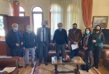 Photo of Τηλεδιάσκεψη στην Περιφέρεια για τον Ισθμό της Κορίνθου